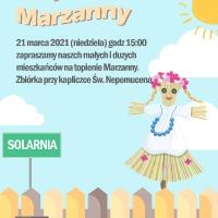 Marzanna 2021